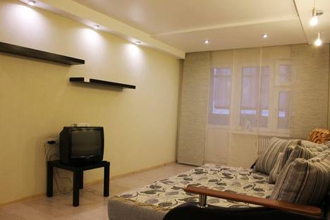 Сдается 1-комнатная квартира посуточнов Казани, Чистопольская 17.