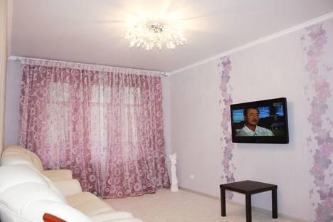 Сдается 3-комнатная квартира посуточно в Казани, Волгоградская 27.