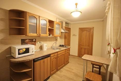 Сдается 1-комнатная квартира посуточнов Отрадном, Архивная ул., 9.