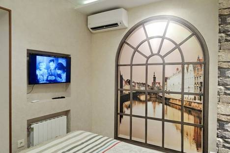Сдается 1-комнатная квартира посуточнов Отрадном, Архивная, д.9, кв. 7.