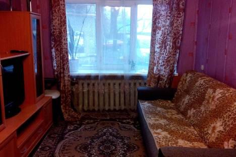 Сдается 1-комнатная квартира посуточно в Пскове, Гражданская ул., 12.