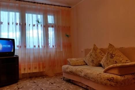 Сдается 2-комнатная квартира посуточнов Ноябрьске, ул. Советская, 90а.