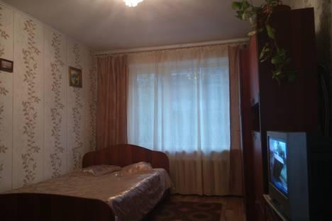 Сдается 1-комнатная квартира посуточнов Казани, Гвардейская 50.