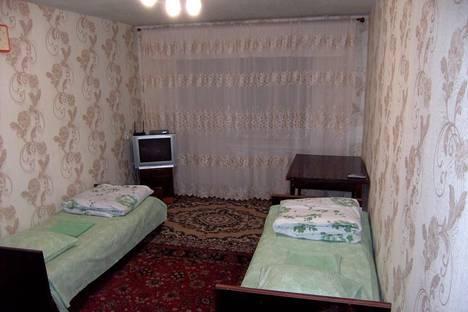 Сдается 1-комнатная квартира посуточнов Славянске, Шевченко 11.