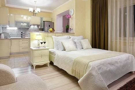 Сдается 1-комнатная квартира посуточно в Гродно, пер. Поповича, 10.