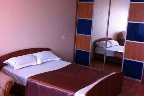 Сдается 1-комнатная квартира посуточно в Архангельске, проспект Ломоносова, 177.