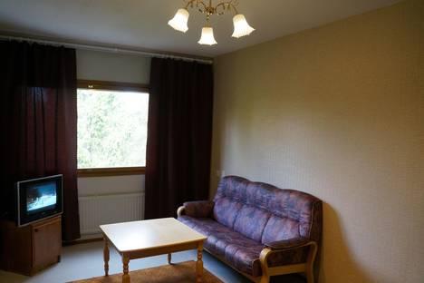 Сдается 1-комнатная квартира посуточнов Костомукше, проспект Горняков, 9.
