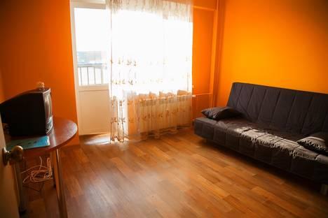 Сдается 1-комнатная квартира посуточно в Иркутске, Баррикад 60/6.
