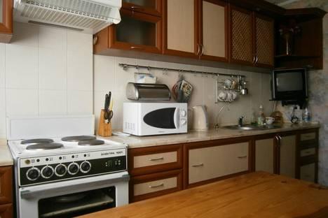 Сдается 3-комнатная квартира посуточно в Гурзуфе, Подвойского 9.
