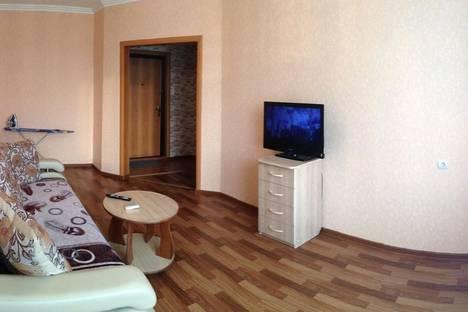 Сдается 1-комнатная квартира посуточнов Абакане, Некрасова 8.