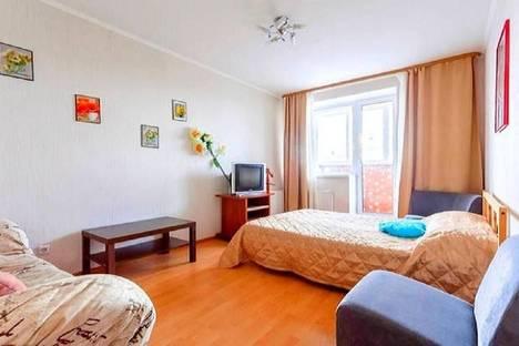 Сдается 1-комнатная квартира посуточно в Санкт-Петербурге, проспект Юрия Гагарина, 14к6.