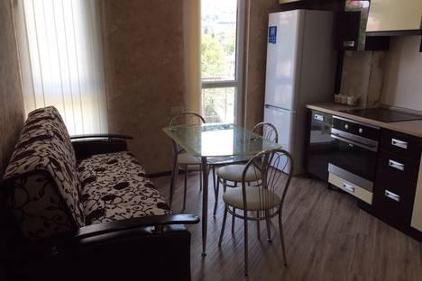 Сдается 1-комнатная квартира посуточнов Сочи, Крымская,77.