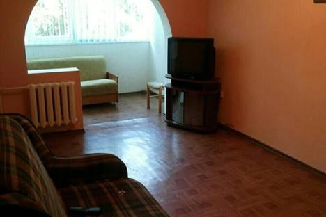 Сдается 1-комнатная квартира посуточно в Алуште, симферопольская 24.