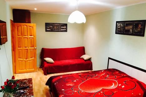 Сдается 1-комнатная квартира посуточнов Саранске, Володарского 7.
