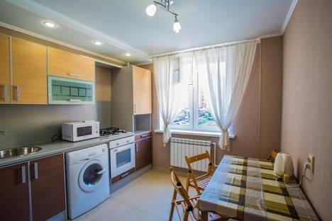 Сдается 2-комнатная квартира посуточнов Казани, проспект Ямашева, 31Б.