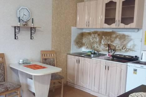 Сдается 1-комнатная квартира посуточно в Глазове, Циалковсого, 12А.