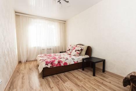 Сдается 2-комнатная квартира посуточно в Чебоксарах, ул. Пирогова, 1к4.