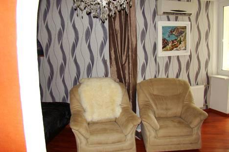 Сдается 1-комнатная квартира посуточнов Андреевке, ул. Павла Корчагина, 60.