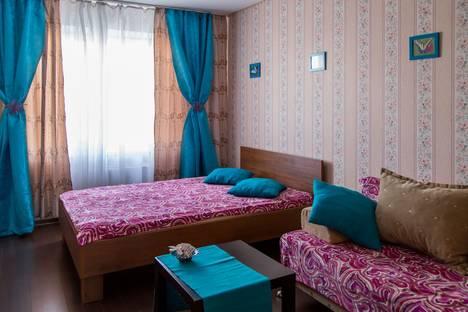 Сдается 1-комнатная квартира посуточнов Екатеринбурге, Союзная 4.