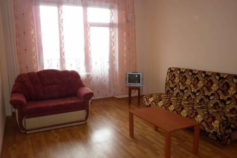 Сдается 1-комнатная квартира посуточно в Пскове, Михайловская д.1.