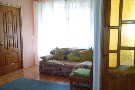 Сдается 2-комнатная квартира посуточно в Казани, ул. Большая Красная, 1Б.
