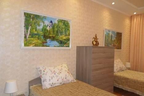 Сдается 3-комнатная квартира посуточно в Ярославле, проспект просп. Дзержинского, 16.