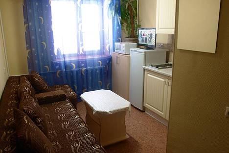 Сдается 1-комнатная квартира посуточнов Тюмени, Киевская, 60.