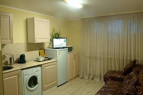 Сдается 1-комнатная квартира посуточнов Тюмени, Одесская, 24а.