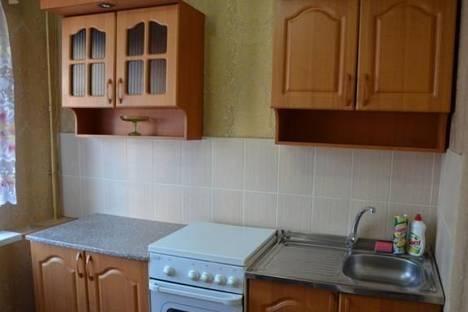Сдается 1-комнатная квартира посуточно в Астрахани, Татищева, д. 42.