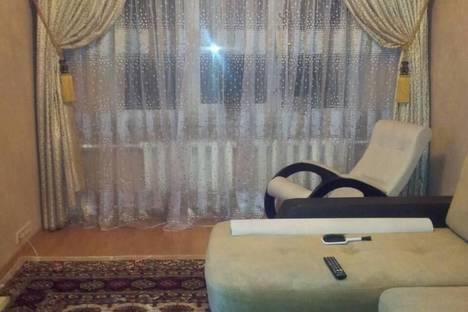 Сдается 3-комнатная квартира посуточно в Воскресенске, ул. Энгельса, 17.