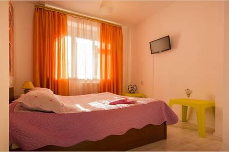 Сдается 1-комнатная квартира посуточно в Железнодорожном, Лесопарковая 16.