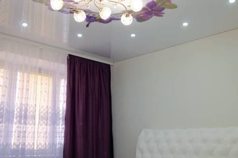 Сдается 1-комнатная квартира посуточнов Чебоксарах, ул. Петра Ермолаева, 4.