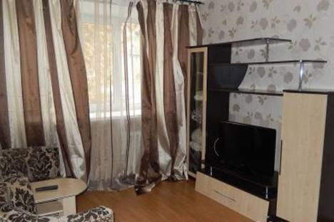Сдается 1-комнатная квартира посуточнов Уфе, проспект Октября, 15.