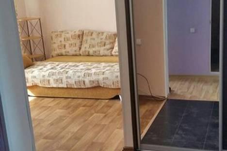 Сдается 1-комнатная квартира посуточнов Назарове, мкр 8 дом 5.