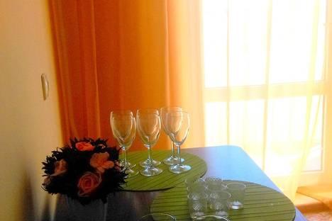 Сдается 1-комнатная квартира посуточнов Казани, Чистопольская 13.