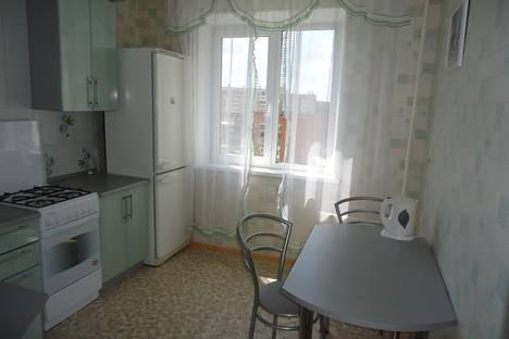 Сдается 2-комнатная квартира посуточнов Миассе, ул. Лихачева, 43.