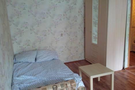 Сдается 1-комнатная квартира посуточно, Советская, 50.