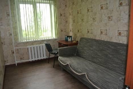 Сдается 3-комнатная квартира посуточно в Керчи, ул. Вокзальное Шоссе 35.