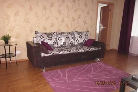Сдается 2-комнатная квартира посуточно в Белокурихе, ул. Академика Мясникова, 11.