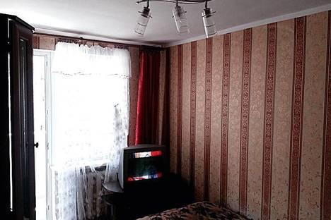 Сдается 2-комнатная квартира посуточно в Алуште, Ленина 41.