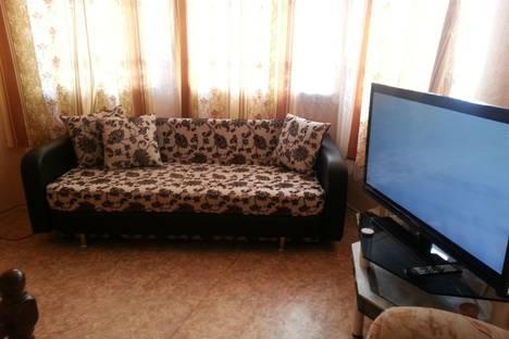 Сдается 1-комнатная квартира посуточнов Ханты-Мансийске, Рознина  124.