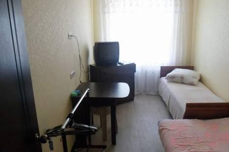 Сдается 3-комнатная квартира посуточно, квартал Б, 21.