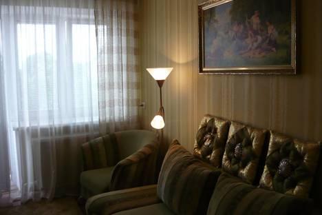 Сдается 2-комнатная квартира посуточно в Лиде, Ленинская, 7А.