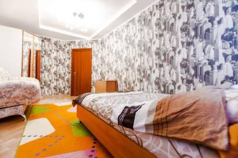 Сдается 1-комнатная квартира посуточнов Перми, Пушкина, 80 (домофон 1).