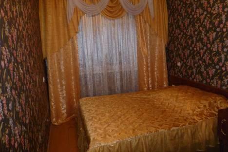 Сдается 2-комнатная квартира посуточно в Миассе, ул. Богдана Хмельницкого, 34.