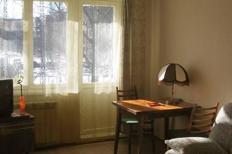Сдается 1-комнатная квартира посуточнов Санкт-Петербурге, Петергоф, Ломоносов, ул. Скуридина, 1.