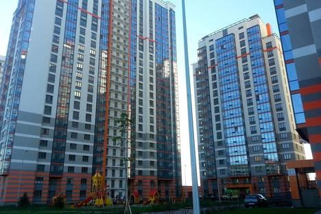 Сдается 1-комнатная квартира посуточно в Санкт-Петербурге, Дунайский проспект, 14.