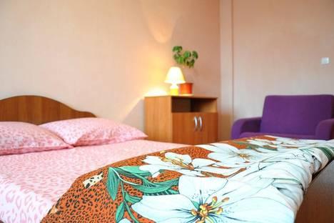 Сдается 1-комнатная квартира посуточно в Улан-Удэ, ул.Смолина 54А.
