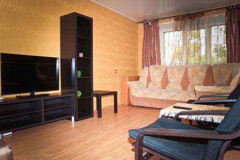 Сдается 2-комнатная квартира посуточно в Уфе, ул. Достоевского, 102/3.