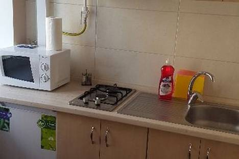 Сдается 1-комнатная квартира посуточно в Киеве, бул. Леси Украинки 20/22.